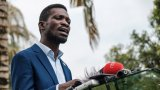 Ugandan opposition leader Bobi Wine announces withdrawal of election challenge